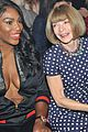 serena dakota sit front row at gucci show during milan fashion week76305mytext