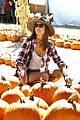 alessandra ambrosio visits a pumpkin patch with her kids 05