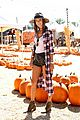 Photo 20 of Alessanda Ambrosio Gets Ready for Fall at the Pumpkin Patch With Her Kids!