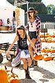 alessandra ambrosio visits a pumpkin patch with her kids 18