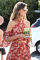 alessandra ambrosio visits a pumpkin patch with her kids 34