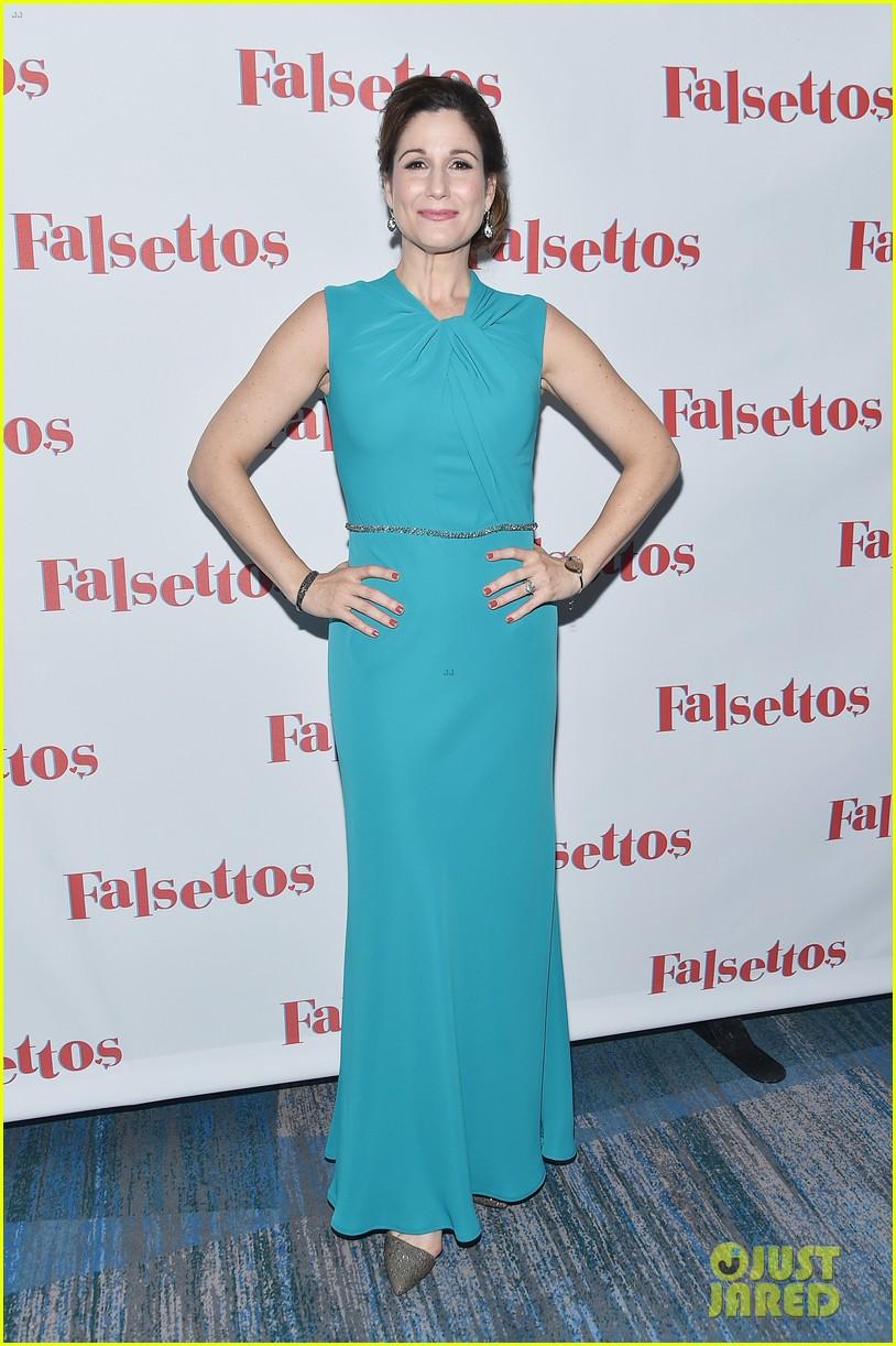 Andrew Rannells & 'Falsettos' Cast Celebrate Opening Night