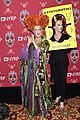 bette midler dresses up as hocus pocus for halloween 08