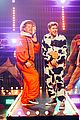 niall horan makes a halloween music video with james corden 03