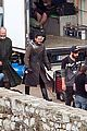kit harington alfie allen game of thrones set photos 21