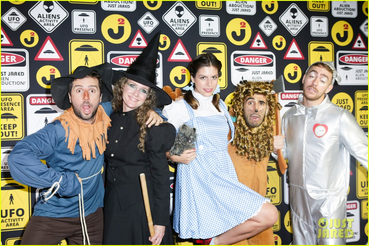 leona lewis rachel platten just jared halloween party 043798529