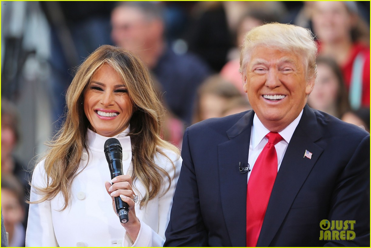 melania trump just word describe rosie after comments about barron