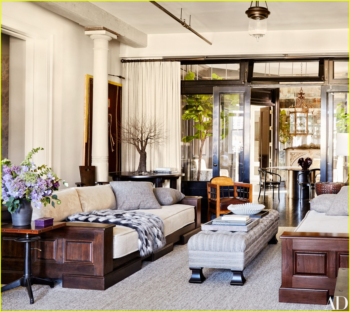 Soho Apartments: Meg Ryan Shows Off Stunning Soho Loft In 'Architectural