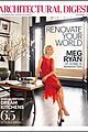 meg ryan architectural digest 03