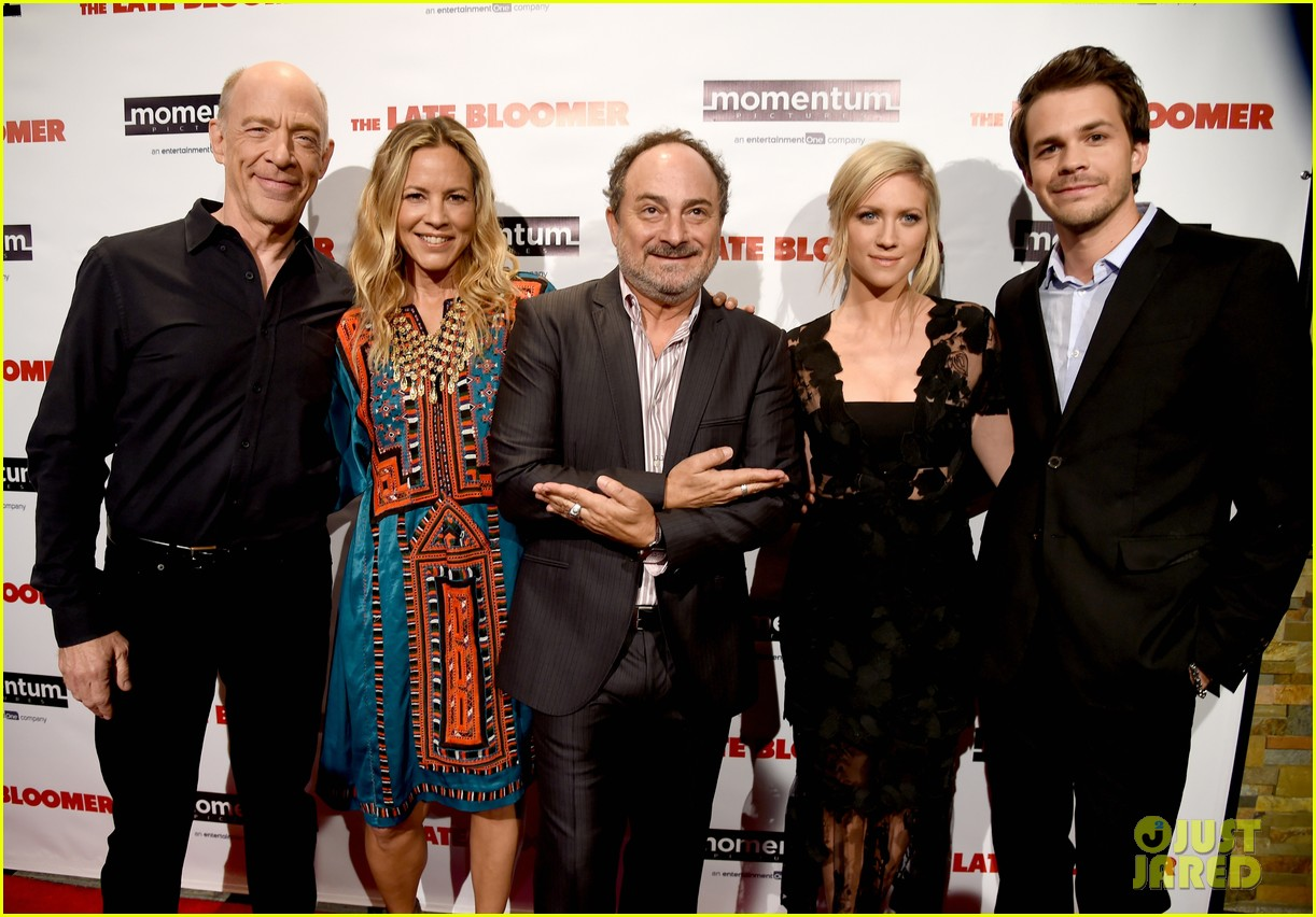 Brittany Snow Debuts 'The Late Bloomer' In L.A - Watch Trailer ...