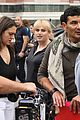 rebel wilson gets to work on filming her next project in italy 02