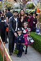 alessandra ambrosio wears bunny ears while trick or treating 07
