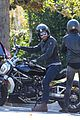 bradley cooper goes for a motorcycle ride with irina shayk 08