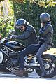 bradley cooper goes for a motorcycle ride with irina shayk 20