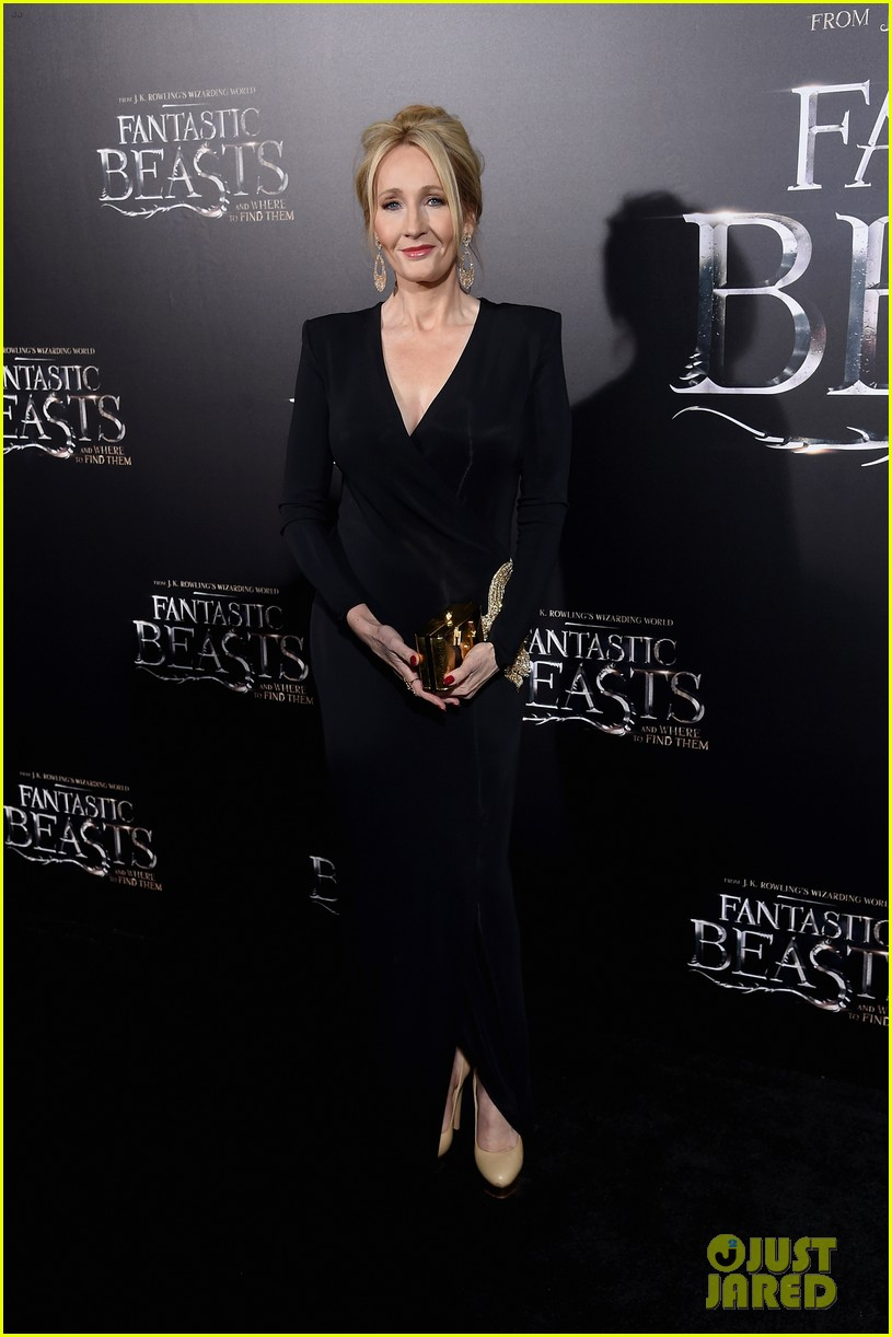 fantastic beasts where to find them new york premiere 013805944