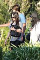 megan fox stays comfy in workout gear at the movies 07