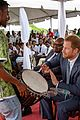 prince harry continues his trip to the caribbean 10