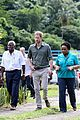 prince harry plays kids st vincent caribbean 17