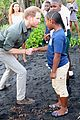 prince harry plays kids st vincent caribbean 28