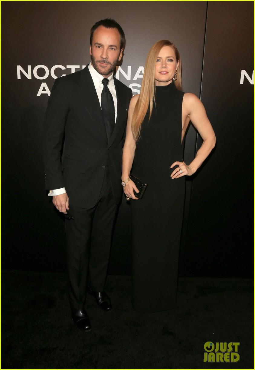 jake gyllenhaal amy adams premiere nocturnal animals in la 053806889