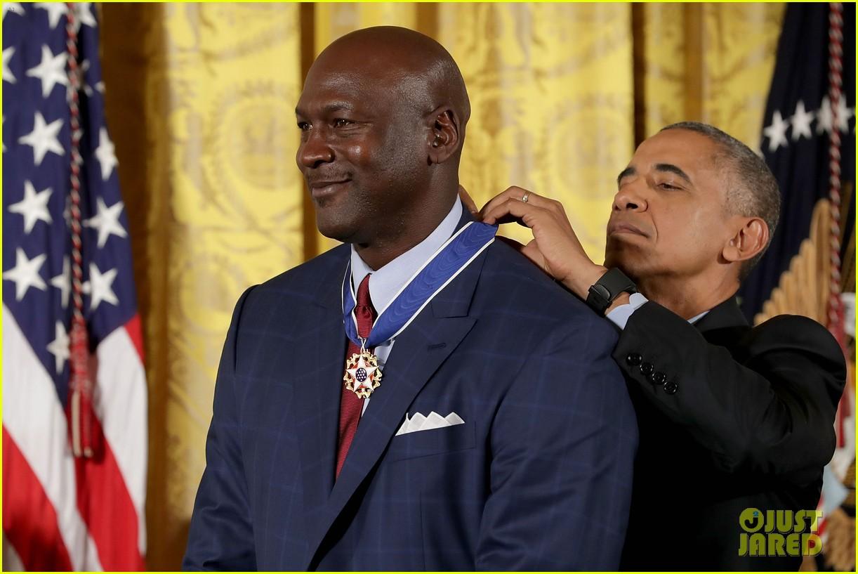 michael jordan cries as obama calls him more than a meme 01 video michael jordan cries as obama calls him 'more than a meme,More Than That Meme
