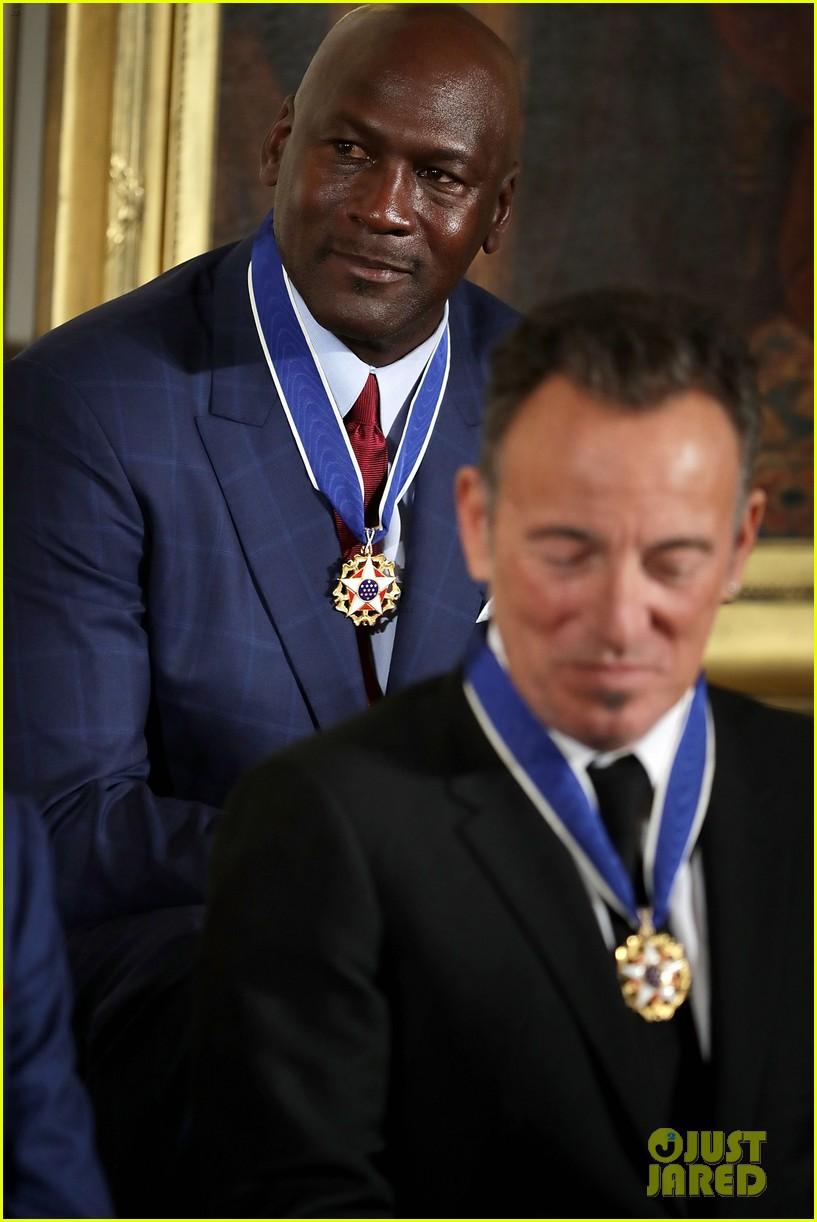 michael jordan cries as obama calls him more than a meme 02 video michael jordan cries as obama calls him 'more than a meme,More Than That Meme