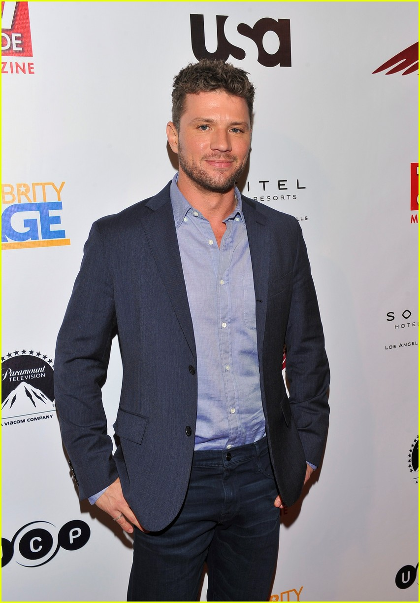 Full Sized Photo of ryan phillippe and shooter cast step ... Ryan Phillippe Tv