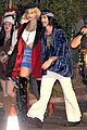 behati prinsloo dresses as pretty woman for halloween adam levine 01