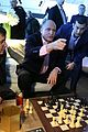 woody harrelson gets in some practice at world chess championship 11