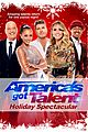 americas got talent holiday special 2016 performers lineup 03
