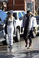 matt bellamy elle evans arrive in aspen for holidays 15