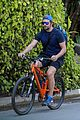 bradley cooper goes on bike ride for his daily workout 15