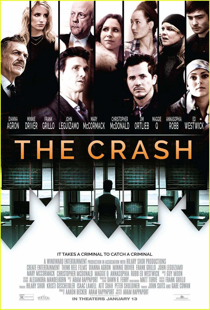 the crash exclusive poster debut 013823649