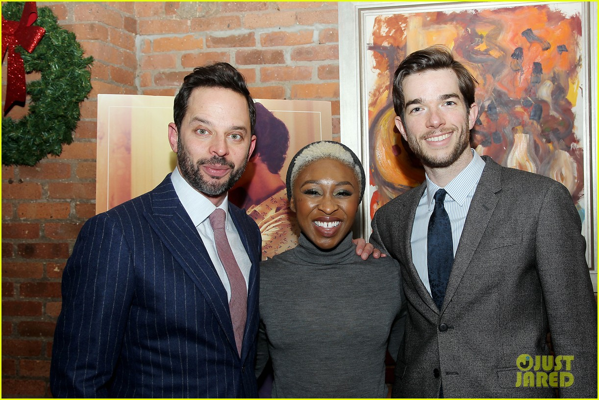 broadway star support nick kroll at his loving screening 053831414