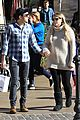 meghan trainor daryl sabara hold hands shopping 11