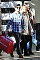 meghan trainor daryl sabara hold hands shopping 15
