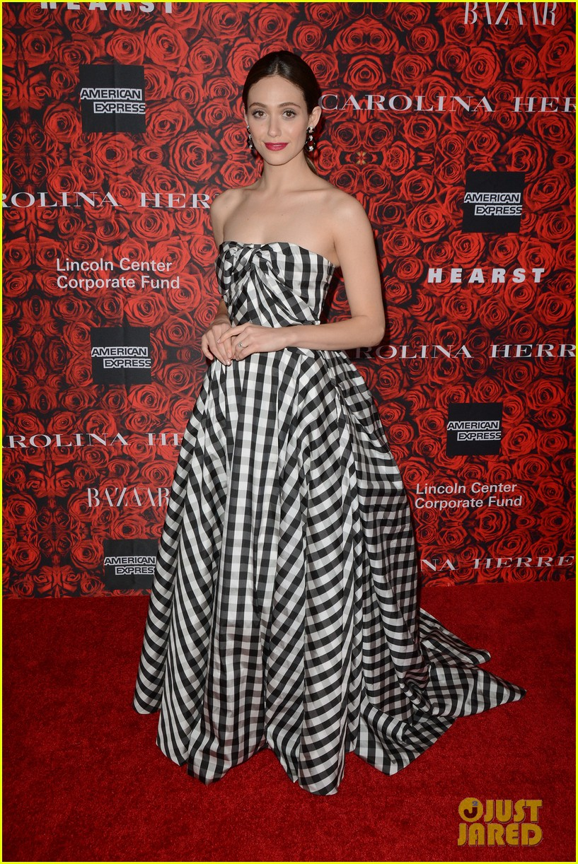 stars step out for carolina herrera celebration 173822877