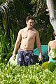 miles teller goes shirtless in hawaii with girlfriend keleigh sperry 20