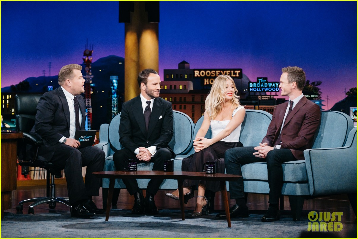 neil patrick harris james corden have epic broadway riff off on the late late show 033840577