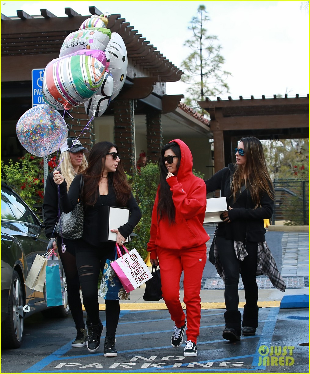 Kourtney Kardashian Throws Sons 'Fast & Furious' Birthday