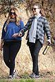 natalie portman baby bump hike los feliz 07