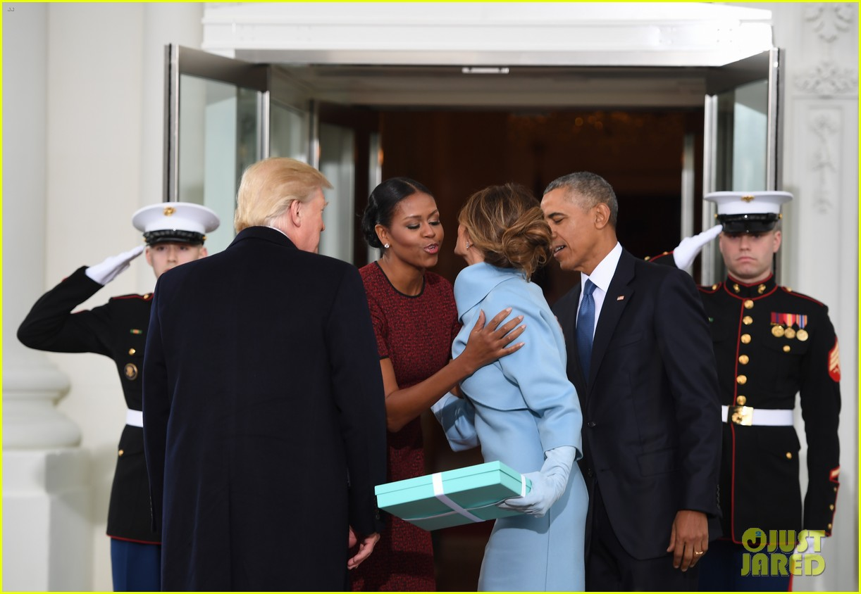obamas meet trumps on inauguration day 033845093