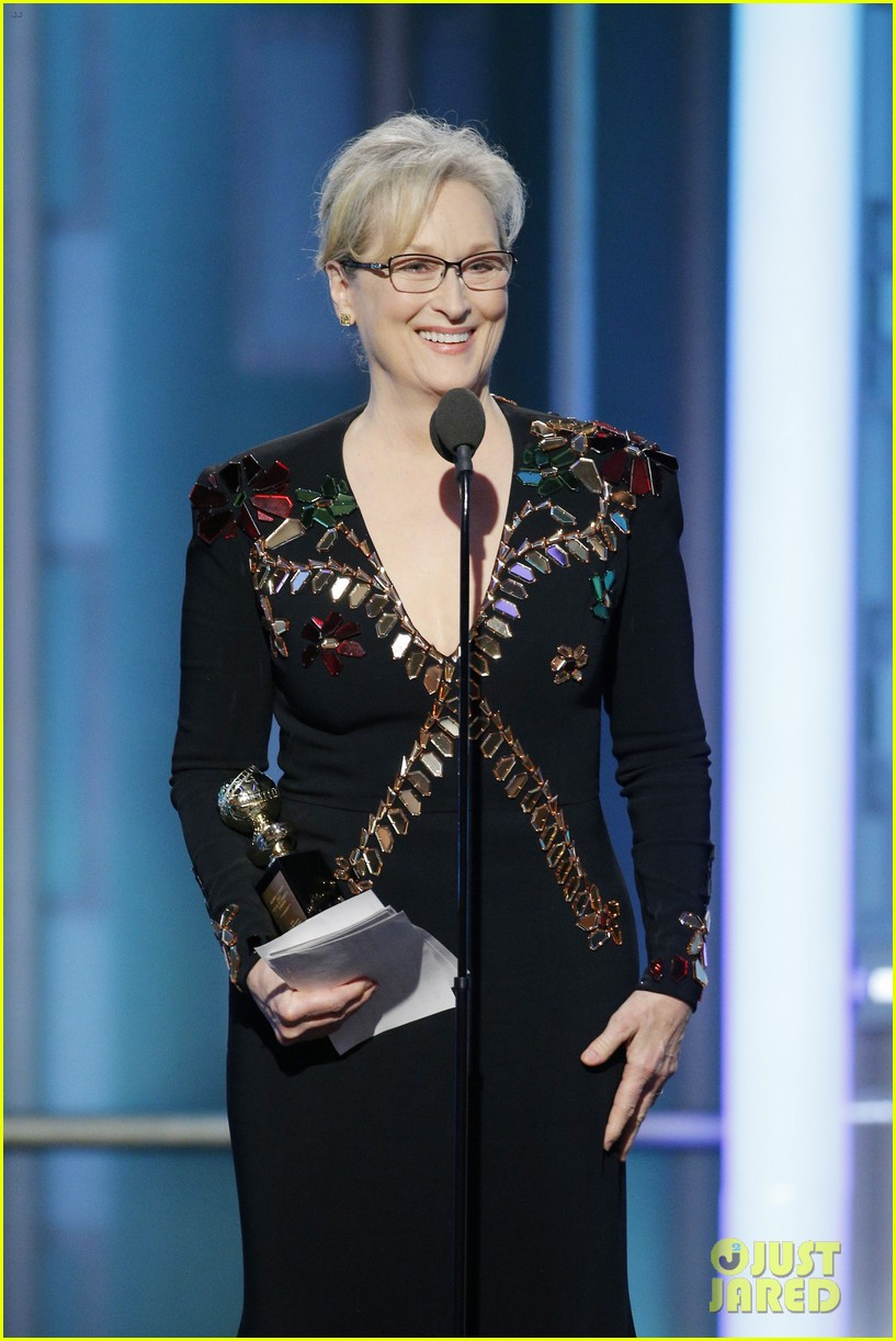 donald trump not surprised by meryl streeps speech 013839531