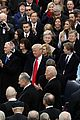 donald trump sworn in as president 13