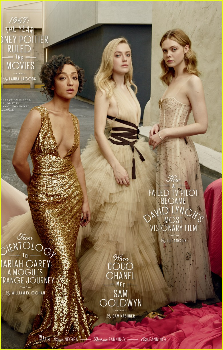 vanity fair hollywood issue 033847908