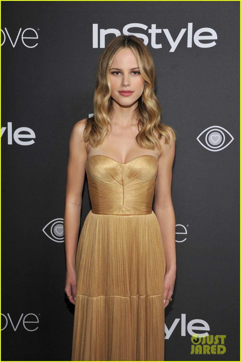 About Photo #3839946: Before I Fall's Zoey Deutch and Halston Sage bring their fashion finest to the 2017 Golden Globes! The pair stepped out separately at the InStyle & Warner… Read More Here