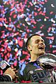 tom brady mvp super bowl 07