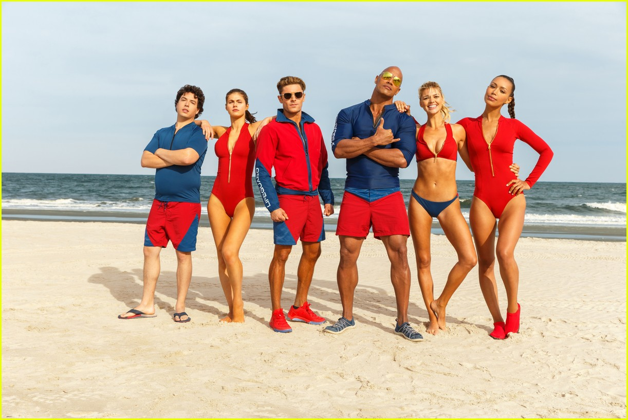 zac efron speedo baywatch super bowl commercial 043853722