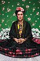 jessica lange recreates portraits famous women 01