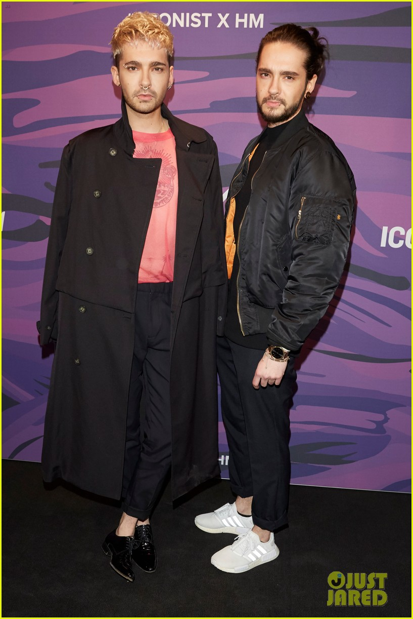 Picture of tom kaulitz - Tokio Hotel S Bill Tom Kaulitz Hit Up Berlin S Young Icons Award In Style